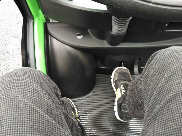 BIRO運転席