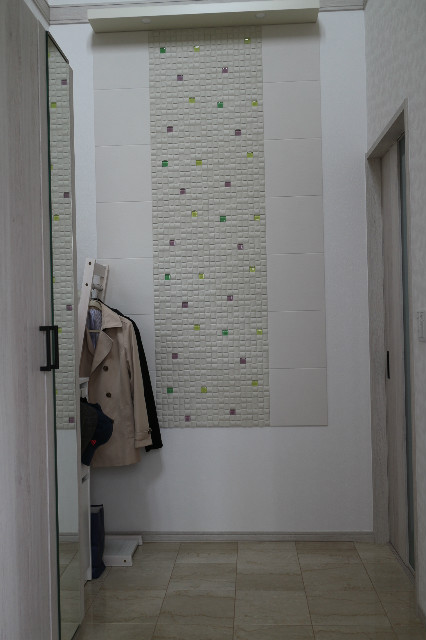 玄関吹抜け写真1