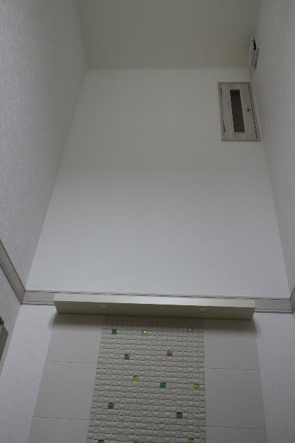 玄関吹抜け写真2
